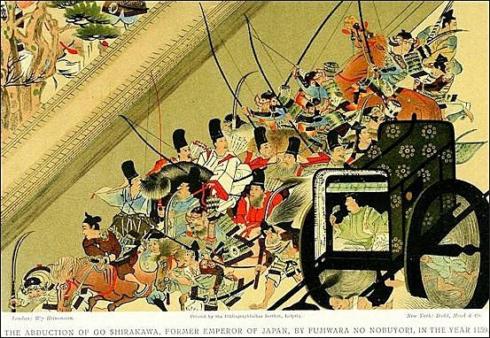 Nara and Heian Periods Start (Japan)