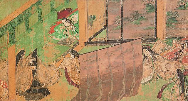 Nara and Heian Periods End (Japan)