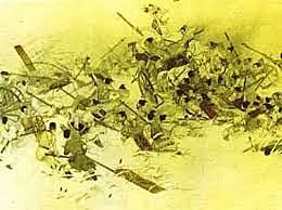 Shang Dynasty Ends {China}