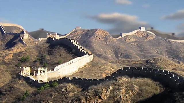 Qin Dynasty Begins {China}