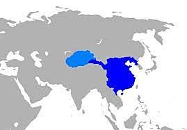 Han Dynasty Begins {China}