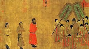 Tang Dynasty Begins {China}