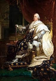 Louis XVIII Reigned In France