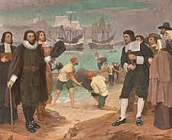 Puritans came to Massachusetts