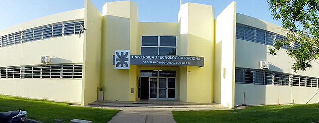 Inaguracion de la FRRa (Facultad Regional Rafaela)