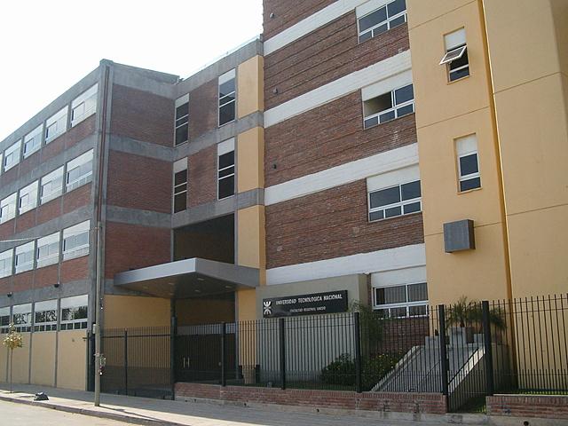 Inaguracion de la FRH (Facultad Regional Haedo)