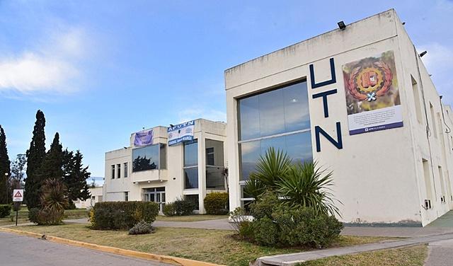 Inaguracion de la FRVM (Facultad Regional Villa María)
