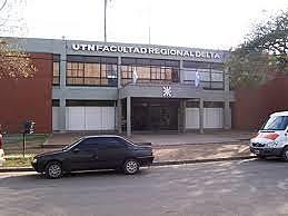 Inaguracion de la FRD (Facultad Regional Delta)