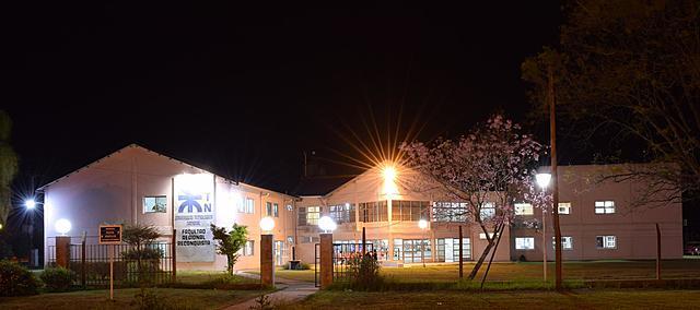 Inaguracion de la FRRq (Facultad Regional Reconquista)
