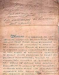 Britain's Reform Bill of 1832
