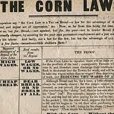 Britain's Corn Laws