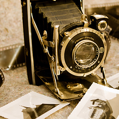 History and Photography timeline