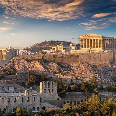 Evolución política en Atenas Candela timeline