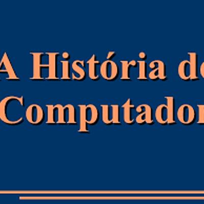 História do computador timeline