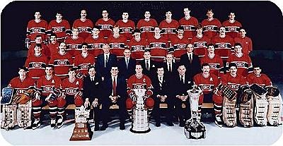 23e Coupe Stanley du Canadiens de Montréal