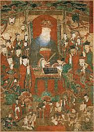 Joseon Dynasty Start (Korea)