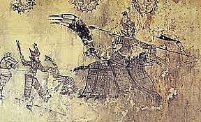 Goguryeo (Koguryŏ) korea