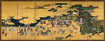 Edo Period japan
