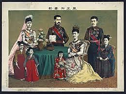 Meiji Period japan