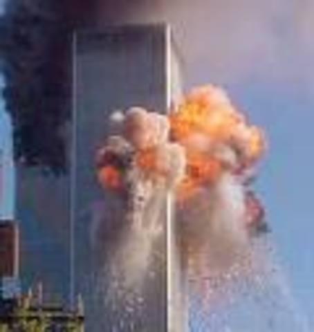 When 9-11 happend