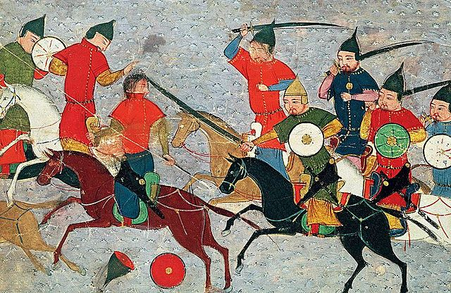 Mongol Dynasty Ends {China}