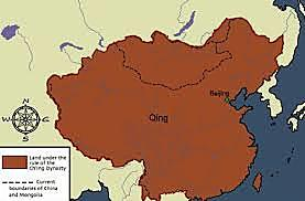Qing Dynasty Ends {China}