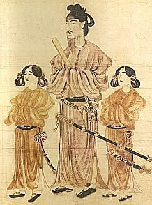 Nara and Heian Period Begins{Japan}