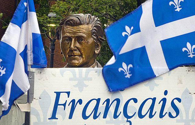 Loi 101 au Québec