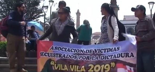 Víctimas de caravana que vino de Potosí denuncian que fueron torturadas en Vila Vila el 9 de noviembre