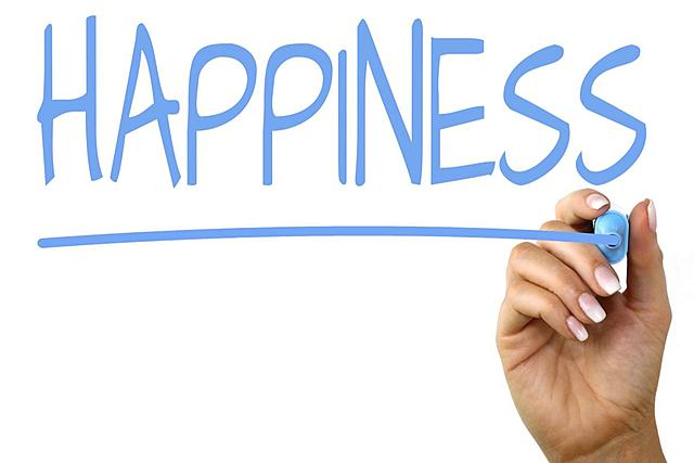 What will your happiness be in your midlife?