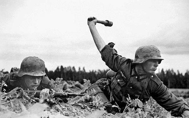 Nazi invasion of U.S.S.R