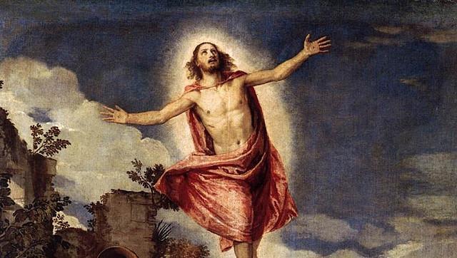 Jesus blir til