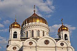 Den russisk ortodokse kirken opprettes