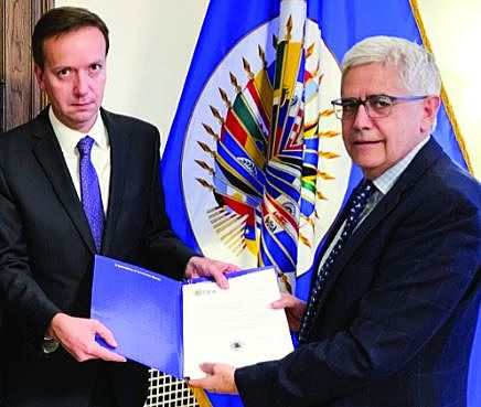 """OEA detecta """"manipulación dolosa"""" en actas y en procesamiento de resultados"""