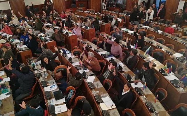 Diputados aprueba en grande la ley de garantías y el Ejecutivo dice que no la promulgará