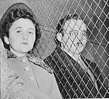 Ethel and Julius Rosenberg Execution