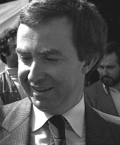 Élection de Joe Clark
