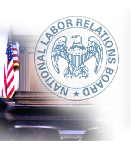 The National Labor Relations Act passed