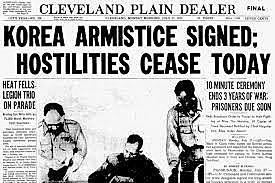 Armistice Signed (1953)
