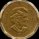 Introduction du Loonie (1$)