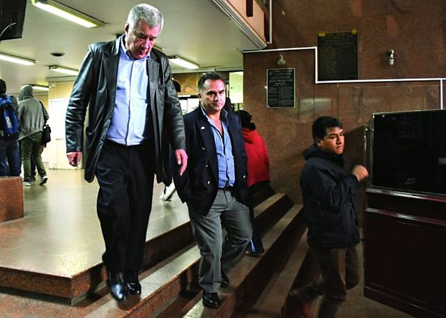 Fernández logra libertad pura y simple por el caso Porvenir