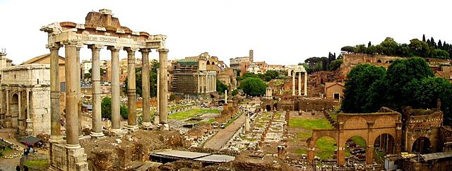 Vest romerriket faller sammen