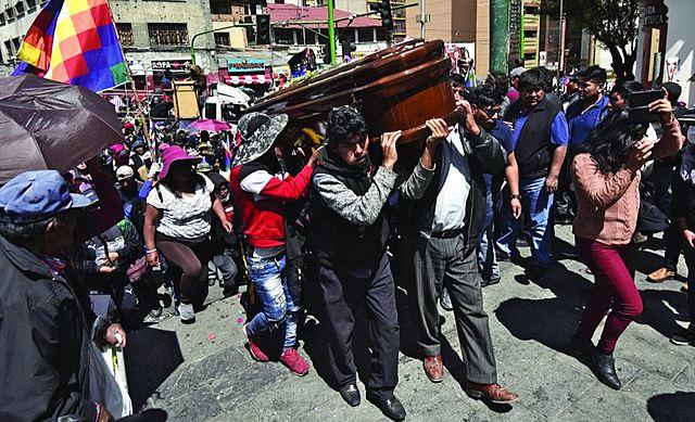 CIDH abrirá nueva investigación en Bolivia sobre los hechos ocurridos en Sacaba y Senkata