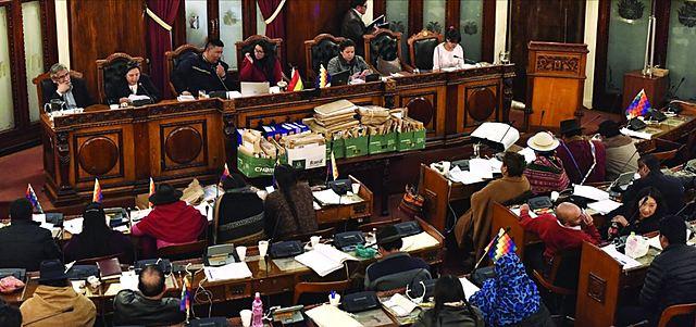La Asamblea Legislativa designa a seis vocales del Tribunal Supremo Electoral