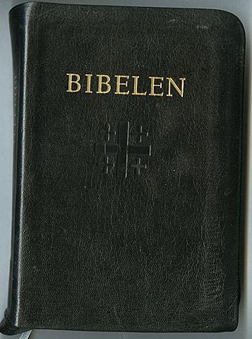 Bibelen til norsk