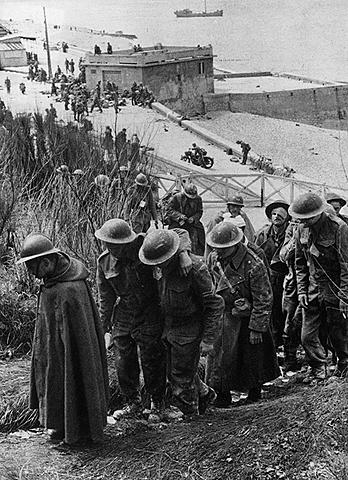 Nemčija napade Francijo preko državic Beneluksa-Južna Francija-Višinjska(Kvizling-Petain)