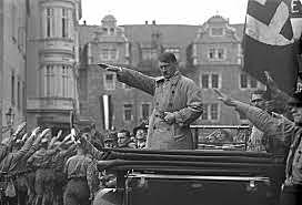 Hitlers vei til makten og hans ideologi