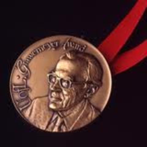 Receives Grawemeyer Award