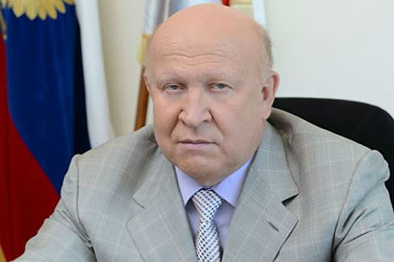 Валерий Павлинович Шанцев