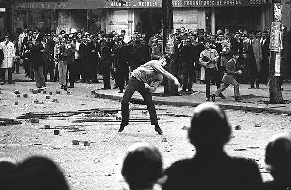 Prague Spring / Paris student revolts